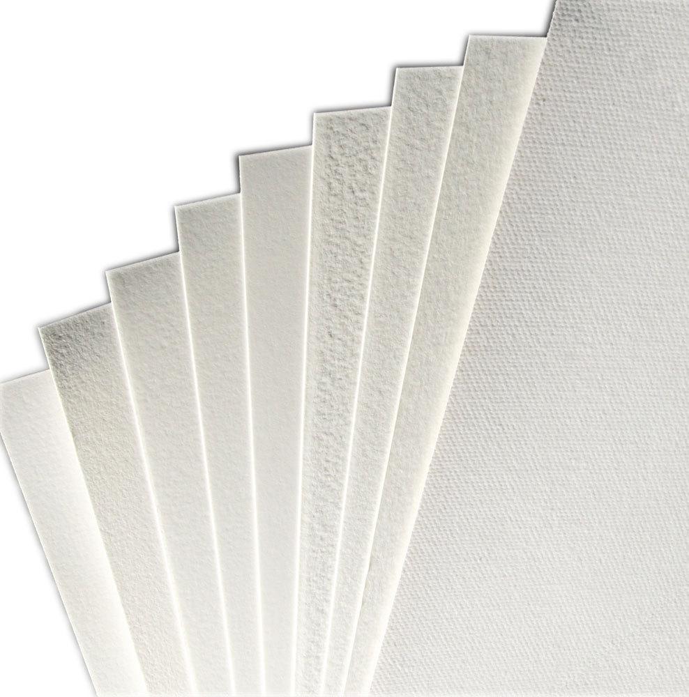 Papel plantec para dibujo 35 cm x 50 cm x 10 hojas 142 gr for Papel para dibujar