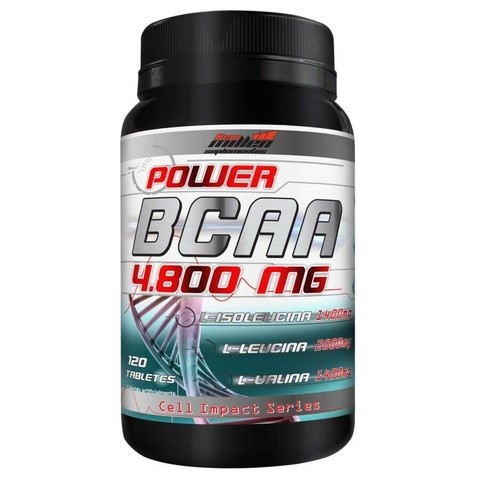 Power BCAA 4800mg  - New Millen