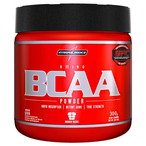 BCAA Powder Integralmédica - 300g