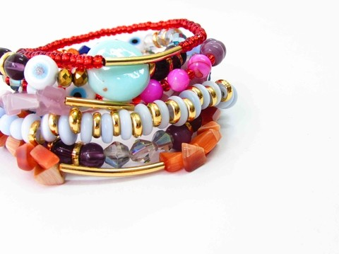 Pulsera color *7