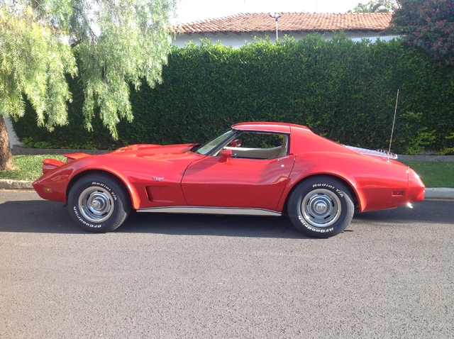 Corvette Stingray 1977