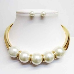 Collar Perla Gold