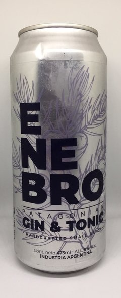 Enebro Gin Tonic Six Pack