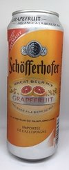 Cerveza Schofferhofer Grape Fruit