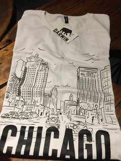 Remera Darwin Chicago