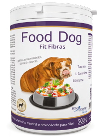 Food Dogs Fit Fibras
