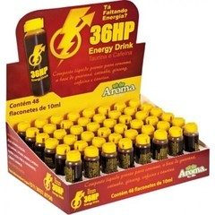 36 HP Flaconetes- Energy Drink 48 unid 10 ml