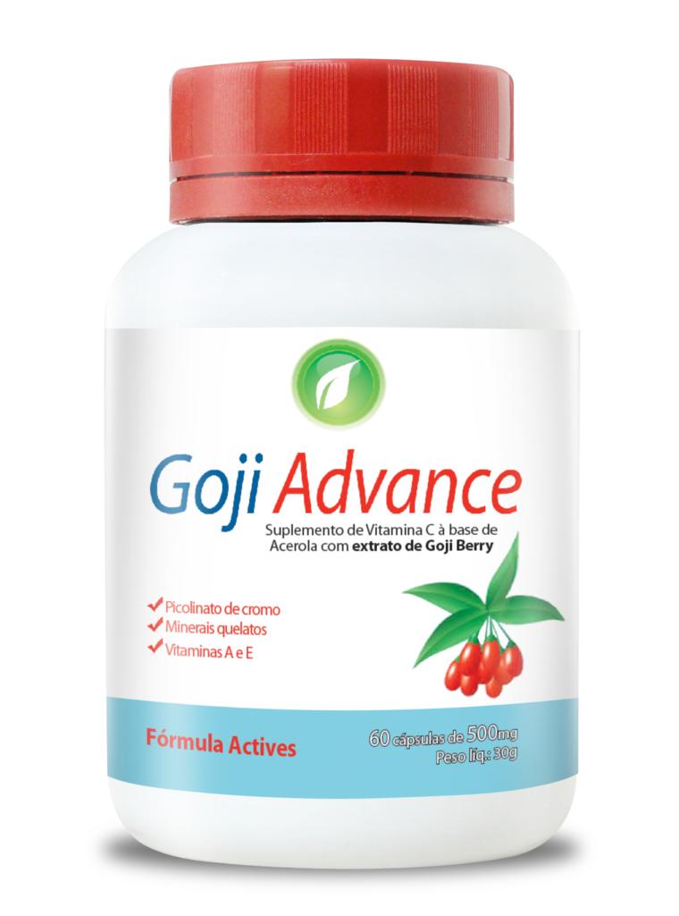 Goji Advance 3+1 Gratis ( 4 potes )