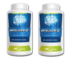Inteligen QI 60 caps 500 mg ( 2 potes)