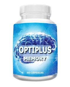 OptiPlus Memory 60 caps 500 mg