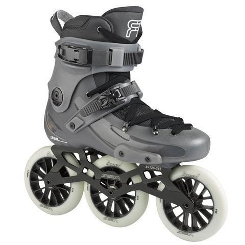 Patins SEBA FR1 Grey com base de 3 rodas