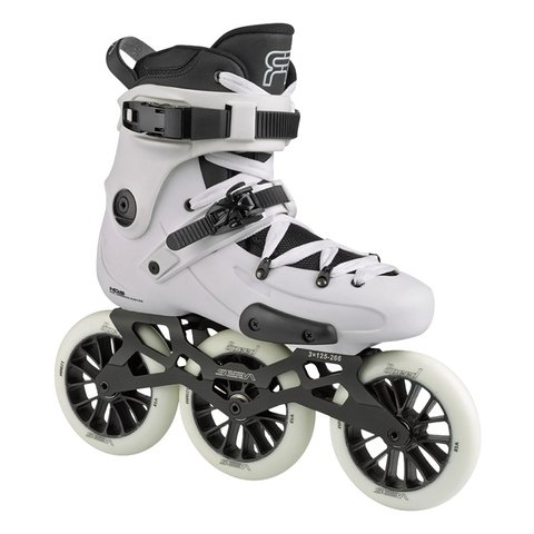 Patins Seba FR1 325 White - 3x 125mm