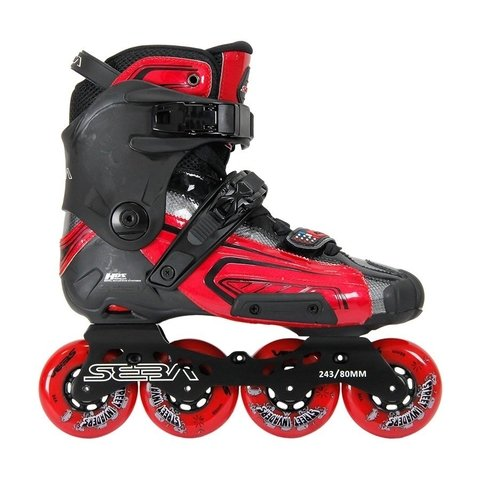 Patins Seba HIGH LIGHT 10 RED - ENCOMENDA - comprar online