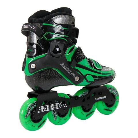 Patins Seba TRIX 80 GREEN - ENCOMENDA na internet