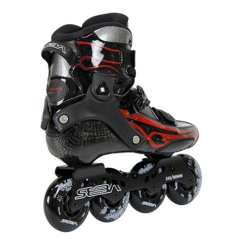 Patins Seba TRIX 80 RED - ENCOMENDA na internet