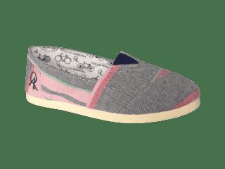 Alpargata Rayado Pastel , comprar online