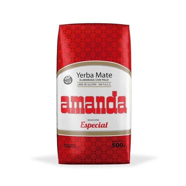 AMANDA YERBA MATE X 1 KG.