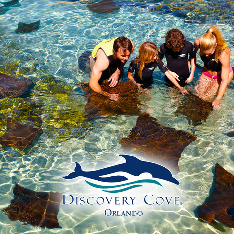 DISCOVERY COVE ULTIMATE (COM SEA WORLD + AQUATICA + BUSCH GARDENS)
