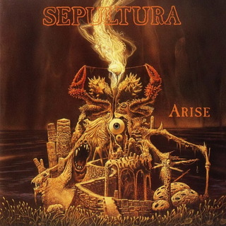 Sepultura - Arise [LP]