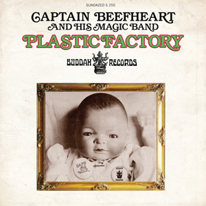 Captain Beefheart and The Magic Band - Plastic Factory [Compacto]