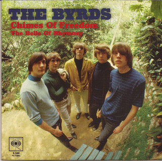 Byrds - Chimes Of Freedom [Compacto]