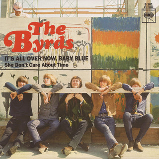 Byrds - It's All Over Now, Baby Blue [Compacto]