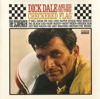 Dick Dale And His Del-tones - Checkered Flag [LP]