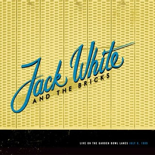 Jack White & The Bricks - Live On The Garden Bowl Lanes [LP]