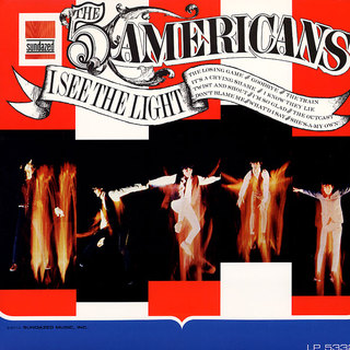 Five Americans - I See The Light [LP]