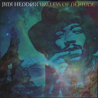 Jimi Hendrix - Valleys of Neptune [LP Duplo]