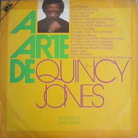 Quincy Jones - A Arte de Quincy Jones [LP Duplo] - comprar online