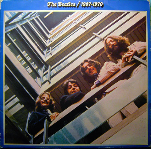Beatles - 1967-1970 [LP Duplo]