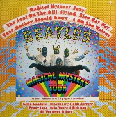 Beatles - Magical Mystery Tour [LP] - comprar online
