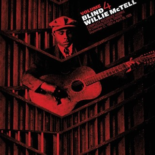 Blind Willie McTell - Complete Recorded Works In Chronological Order Vol. 4 [LP]