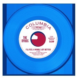 Byrds - I'll Feel A Whole Lot Better [Compacto] - comprar online