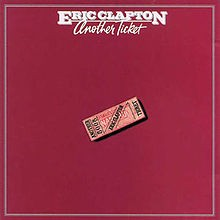 Eric Clapton - Another Ticket [LP]