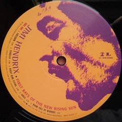 Jimi Hendrix - First Rays of the New Rising Sun [LP Duplo]
