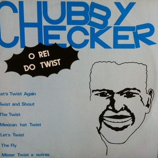 Chubby Checker - O Rei do Twist [LP]