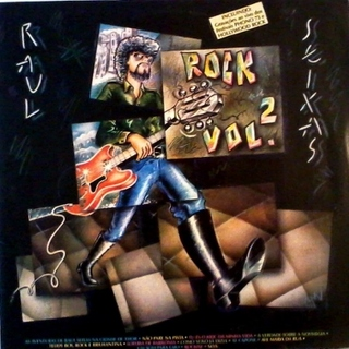 Raul Seixas - Rock Vol. 2 [LP]