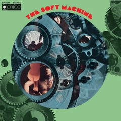 Soft Machine - The Soft Machine [LP]