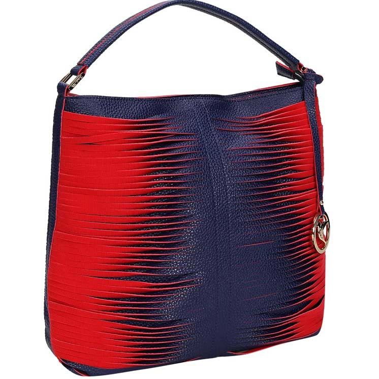Bolsa Feminina Na Cor Azul : Bolsa feminina isabella piu na cor azul