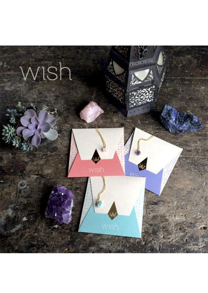 Wish , comprar online Collar Hamsa.