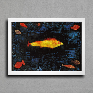 Paul Klee - Golden Fish