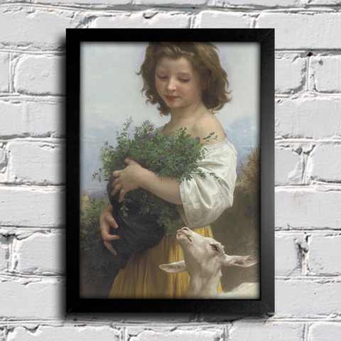 Bouguereau - Little Esmeralda