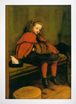 Millais - My Second Sermon - loja online