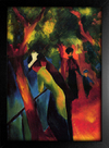 August Macke - Sunny Way - loja online