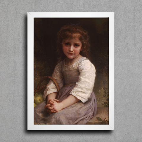 Bouguereau - Apples