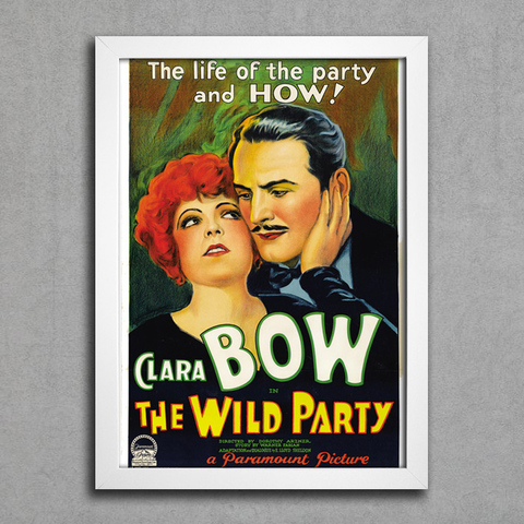 Poster The Wild Party