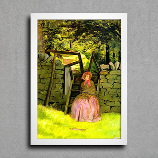 Millais - Waiting - comprar online
