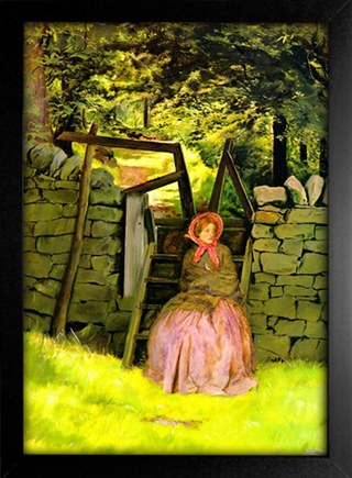 Imagem do Millais - Waiting